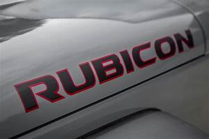 2013 jeep wrangler unlimited rubicon 10th anniversary With rubicon lettering