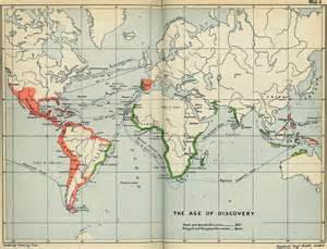 World Map Spain and Portugal