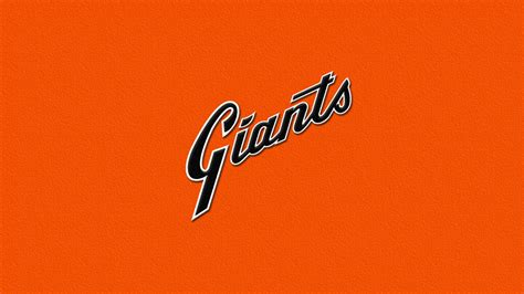Giants Background San Francisco Giants Wallpapers Wallpaper Cave