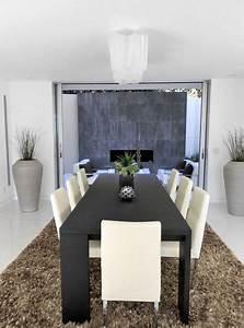 cuisine contemporaine haut de gamme au design italienne With salle À manger contemporaine avec cuisine haut gamme