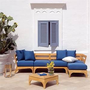 Salon De Détente Extérieur : canap ext rieur pour un coin outdoor relax notre ~ Zukunftsfamilie.com Idées de Décoration