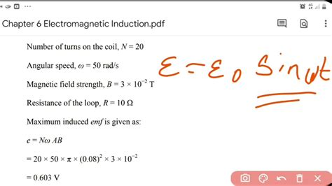 problems  exercises part  class xii physics ch