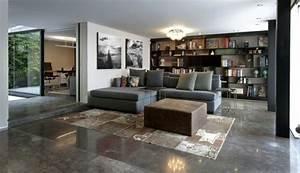 Decoration Interieur Moderne : la maison design contemporaine de paola calzada ~ Teatrodelosmanantiales.com Idées de Décoration