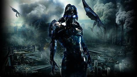 Mass Effect Universe Legion By Bezhaneishvili On Deviantart