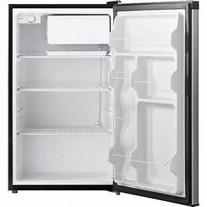 Keystone Kstrc44cw 4 4 Cu Ft Refrigerator With Freezer