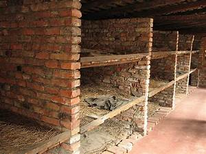 Auschwitz Concentration Camp sleeping quarters - Poland ...