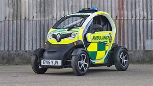 This Is A Renault Twizy Ambulance Top Gear