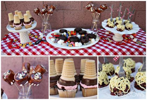 throw  cloudy   chance  meatballs party