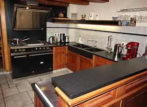 Evier Cuisine Granit : evier de cuisine en granite cheap evier cuisine granit ~ Premium-room.com Idées de Décoration