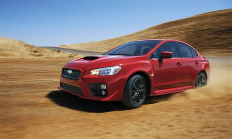 2017 Subaru Wrx Review, Ratings, Specs, Prices, And Photos