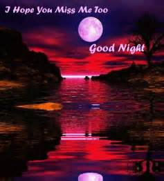 Good Night I Miss You Quotes