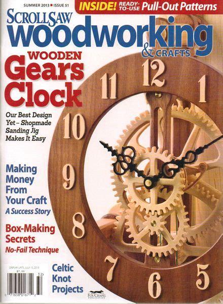 scroll  woodworking magazine summer  plans diy