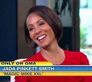 Jada Pinkett Smith Dishes On Her Leading Role And ...