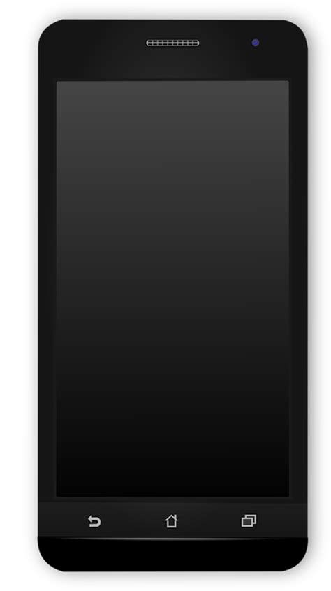 free for android phones free vector graphic android black cell phone free