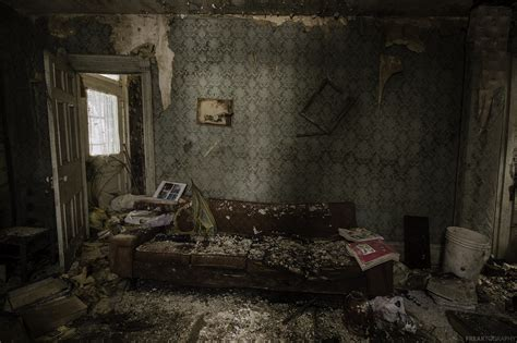 Abandoned House Antiques