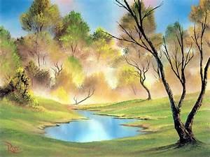 Oil Painting Wallpaper Desktop
