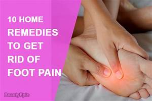 Foot Pain Relief  Try These Home Remedies For Immediate