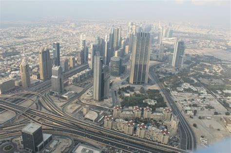 Burj Khalifa Top Floor by The View From The Top Floor Burj Khalifa Picture Of