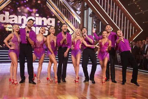 'Dancing With The Stars' To Begin Production For Season 29 ...