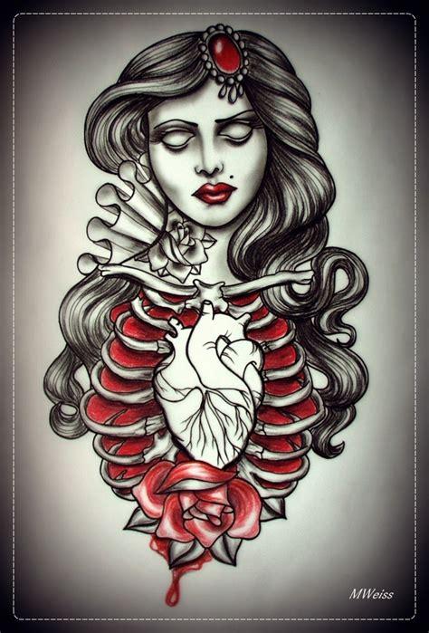 tatuagens macabras mais tattoo