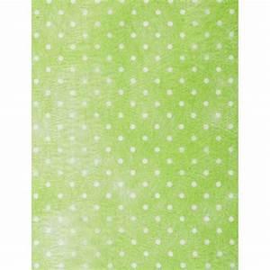 Chemin De Table Vert : chemin de table vert anis blanc plumetis en intiss ~ Teatrodelosmanantiales.com Idées de Décoration