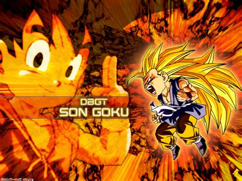 bilinick dragon ball gt images  wallpapers