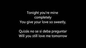WILL U STILL LOVE ME TOMORROW - LESLIE GRACE LETRA - YouTube