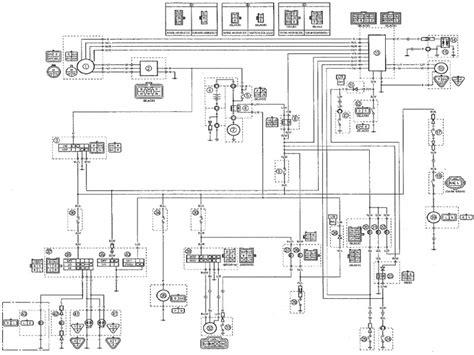 Yamaha 250 Tracker Wiring Diagram by Yamaha 250 Tracker Wiring Diagram Wiring Forums