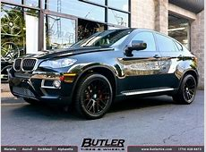 BMW X6 with 20in Beyern Spartan Wheels exclusively from