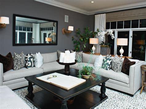 grey livingroom photo page hgtv