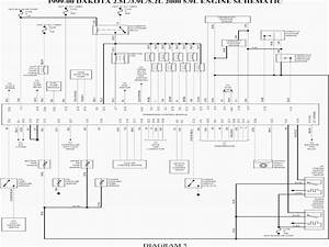 1995 Dodge Dakota Wiring Diagram To Computer