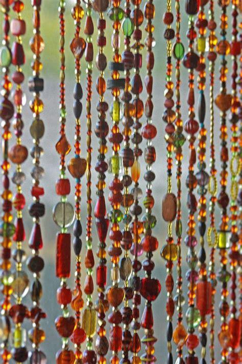 cortina abalorios cortinas de abalorios simple cortinas con abalorios el