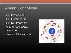 How To Find A Electron Configuration For Arsenic