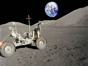 apollo program - How did astronauts navigate the Lunar ...