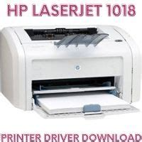 Plug the other end of the usb cable into the computer when prompted to do so during the software installation. HP LaserJet 1018 Driver Download Free For Windows - PC Drivers