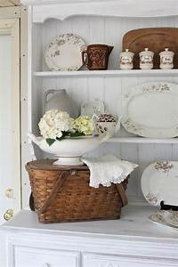 Adding, Farmhouse, Charm, By, Decorating, With, Baskets