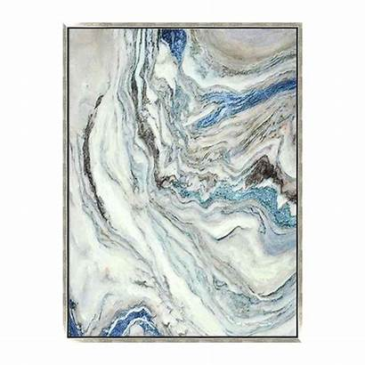 Painting Framed Mirrors Patton Metal Marble