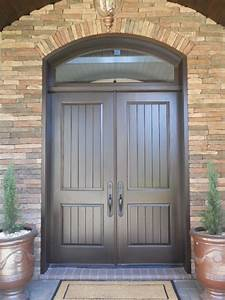 Elegant Entryways - Traditional - Front Doors - other ...