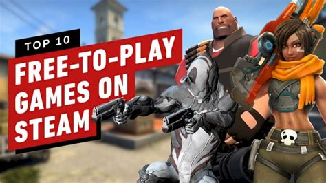 The 10 Best Free Steam Games Of 2020 - TheTecSite