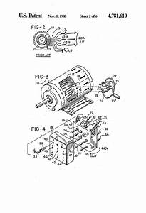 Patent Us4781610 - Voltage Selector For A Three Phase Electrical Motor