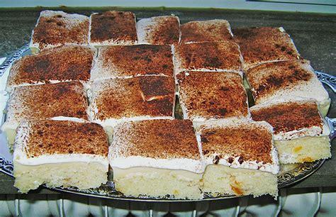 Kuchen Mit Pudding Und Mandarinchen Von Thobihex