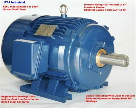 100 hp electric motor ebay