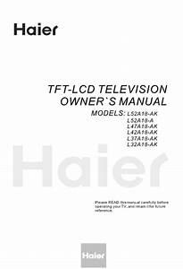 L37a18-ak Manuals