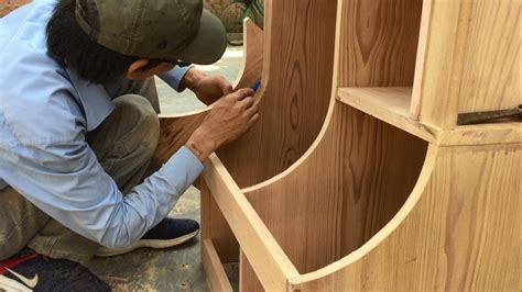 amazing curved woodworking projects craft skills fastest