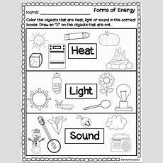 Forms Of Energy (heat, Light, Sound)  Teacher  Science Classroom, Second Grade Science