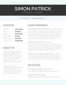 fancy resume templates free 49 modern resume templates to get noticed by recruiters