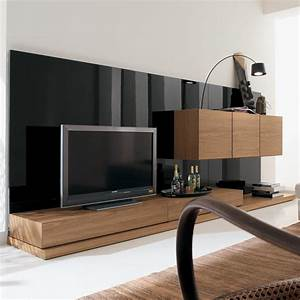 Home design mesmerizing contemporary tv wall design for Contemporary tv unit designs for living room