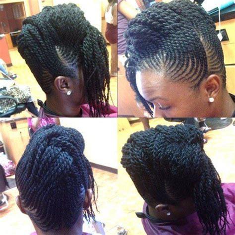 twist updo pinteres intricate flat twist updo black hair information hair flat