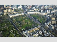 Park Crescent London, Regent's Park Property earchitect