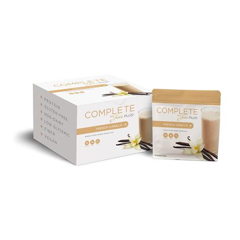 Complete Bar by Juice Plus Complete Nutrition Bars Vanilla